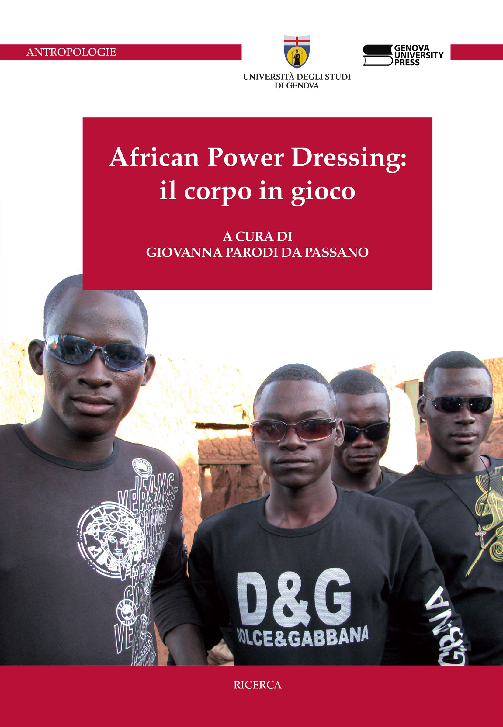 African Power Dressing: il corpo in gioco