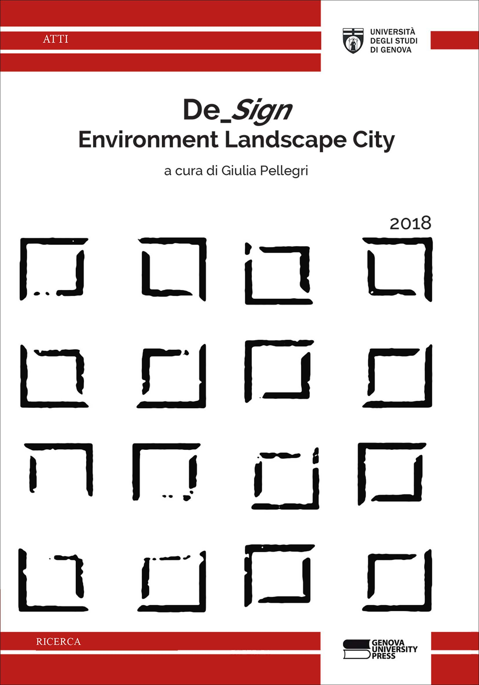 De_Sign. Environment Landscape City - copertina