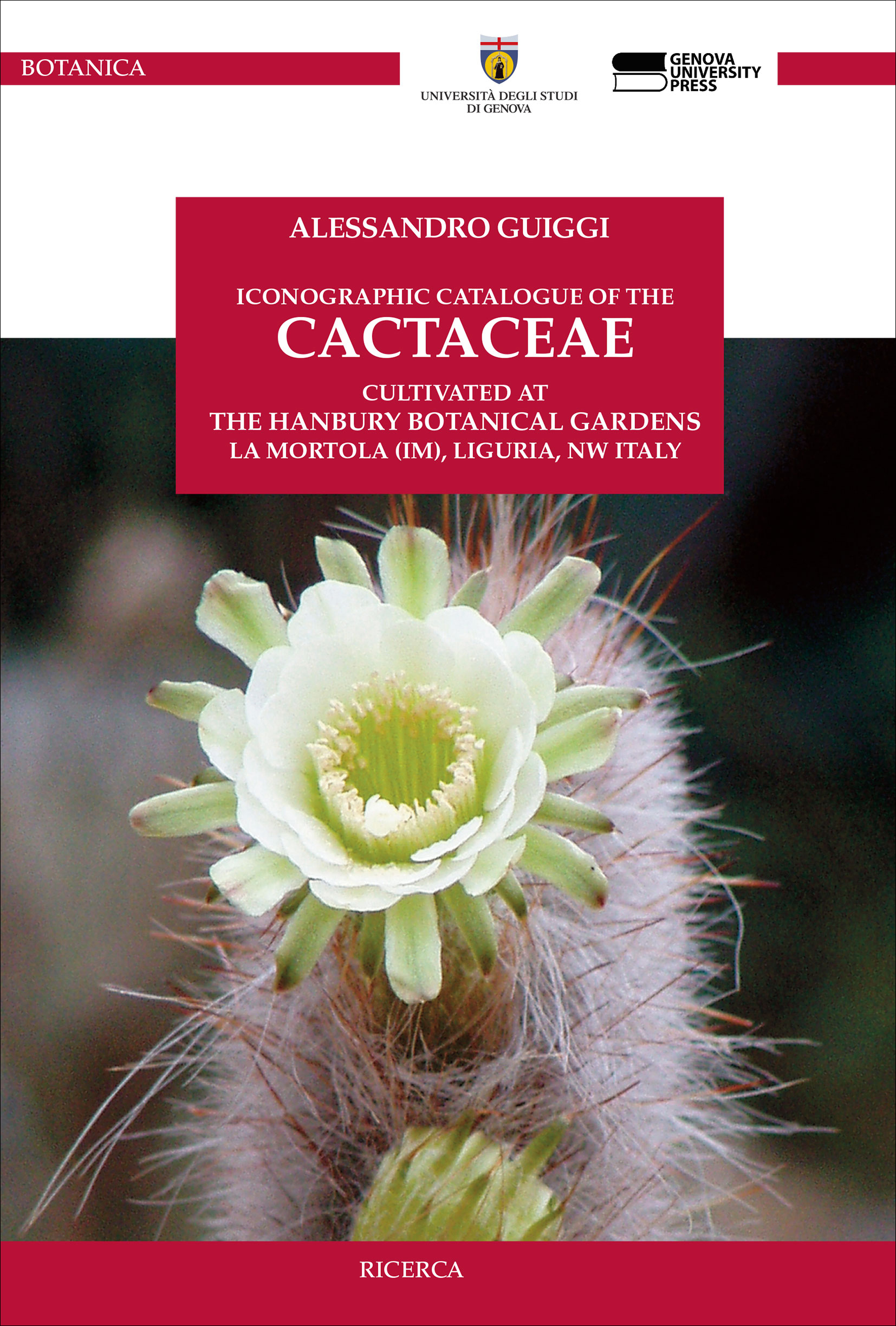 Iconographic catalogue of the Cactaceae