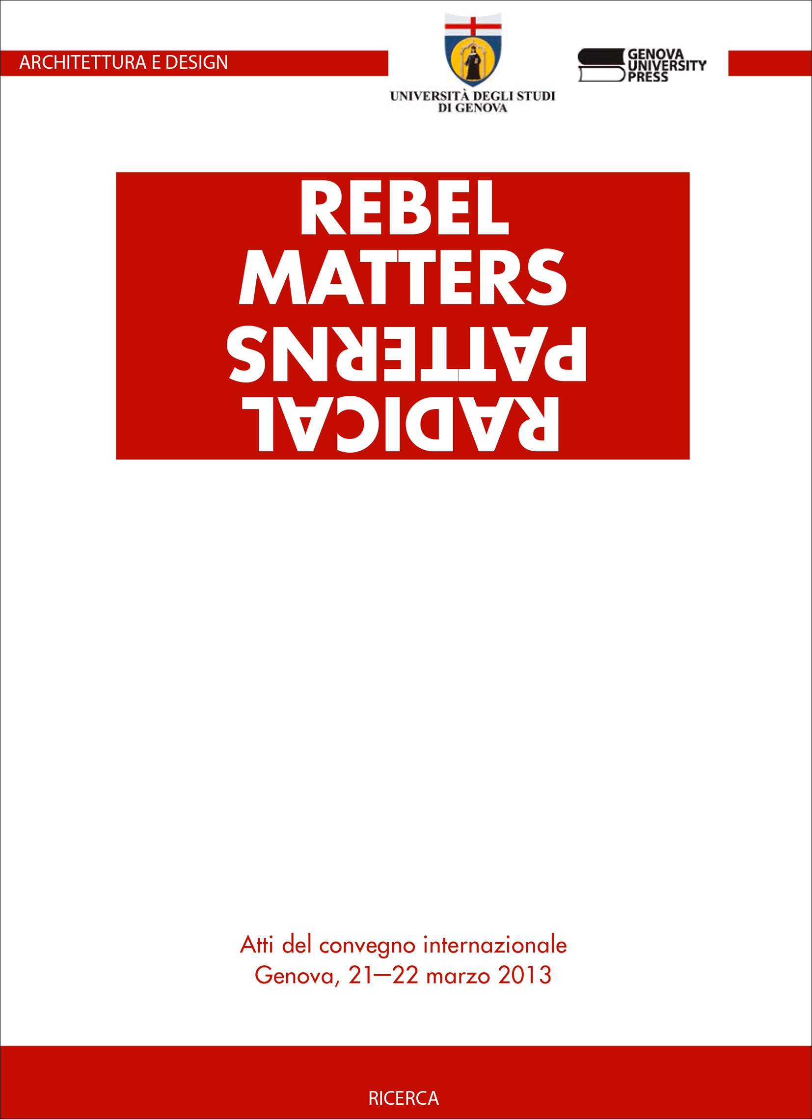 Rebel Matters Radical Patterns