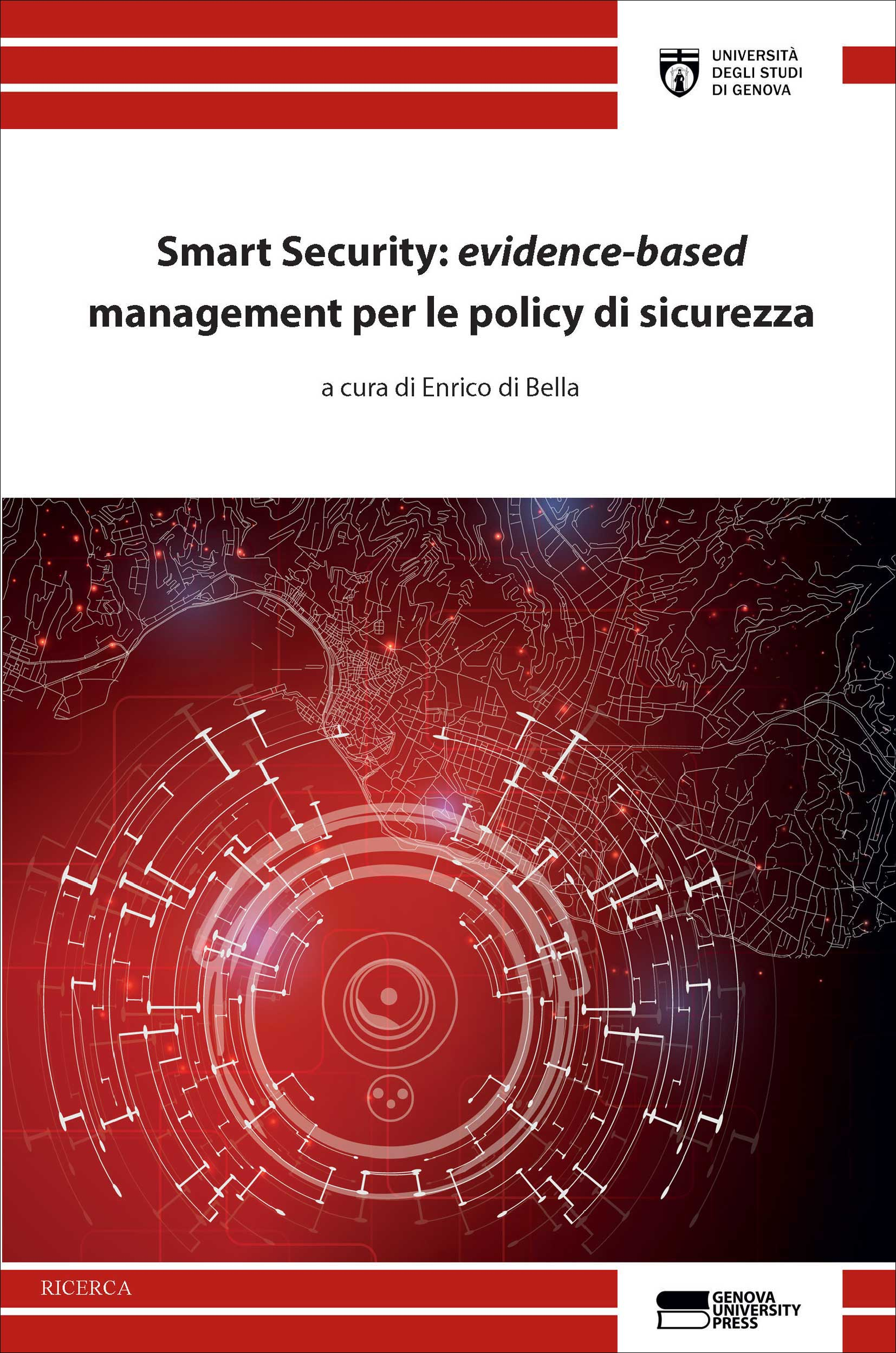 Smart Security: evidence-based management per le policy di sicurezza - copertina
